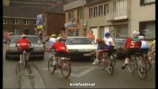 Kinderen voor Kinderen Festival 1991 - Fietsen in Vlaanderen of Nederland