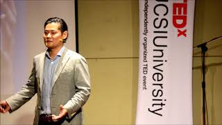 Don't Plan Life | Shozo Yamaguchi | TEDxUCSIUniversity