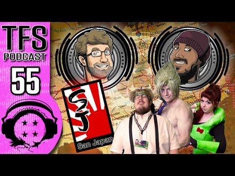"TFS Podcast Episode #55 - ""Live at San Japan 009"" (Team Four Star)"
