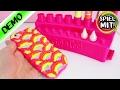 Gel A Peel Deutsch DIY HANDYHÜLLE Für IPhone   Neon Set Im Test   Demo Spiel Mit Mir Kinderspielzeug
