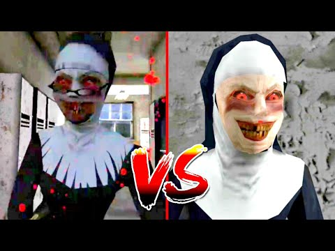 Evil Nun Vs The Nun