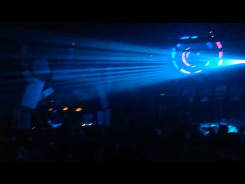 Aero Chord drops 'Surface' live at Bootshaus, Cologne 10.05.2014 (Carnival of Bass)
