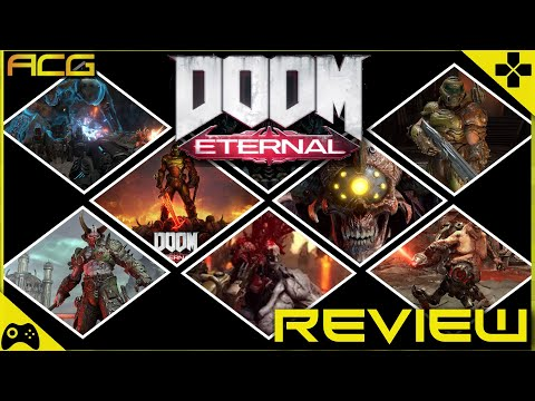 """Doom Eternal Review """"Buy, Wait For Sale, Rent, Never Touch?"""""""