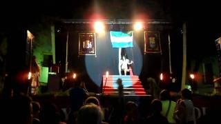 Presentación de las damas de Valdeganga 2011