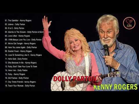Kenny Rogers, Dolly Parton : Greatest Hits 2019. Kenny Rogers Dolly Parton Songs Playlist Mp3