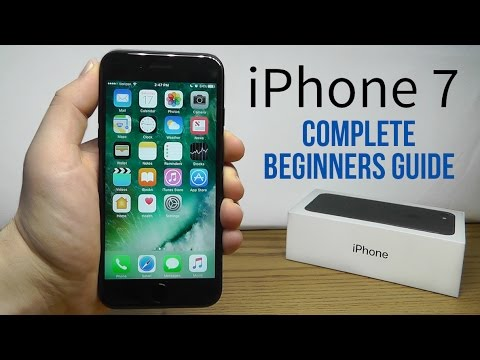 Thumbnail: iPhone 7 – Complete Beginners Guide