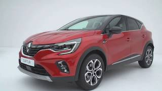 2020 Renault Captur - NEW Compact SUV - Design & Interior