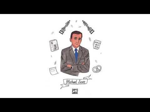 Charles Goose - MICHAEL SCOTT (The Office)