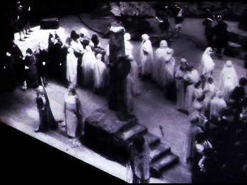 Norma LIVE 1937 Met Opera (Cigna, Castagna, Martinelli, Pinza - Panizza)