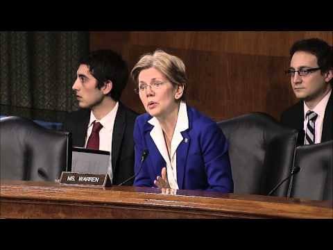 Elizabeth Warren - Senate Aging Committee - Opening Statement