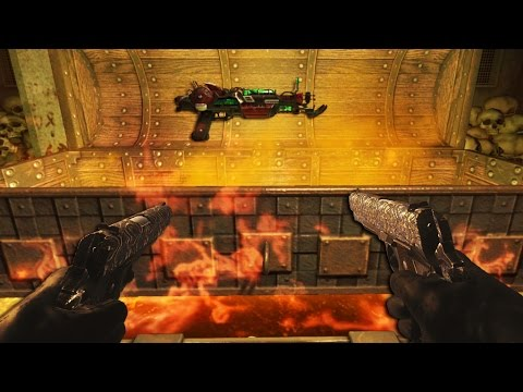 'MOB OF THE DEAD' SOLO EASTER EGG!! (Black Ops 2 Zombies)