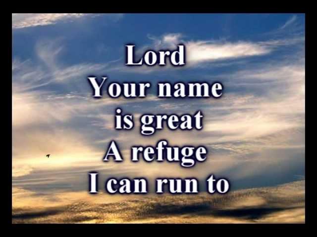 Jesus You Are My Healer - Don Moen -Worship Video w-lyrics