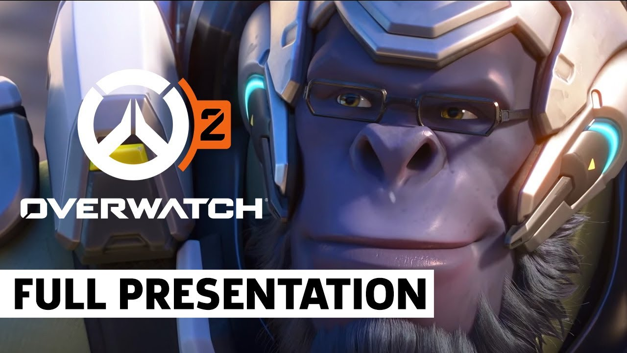 Overwatch 2 Full Presentation Blizzcon 2021 Youtube