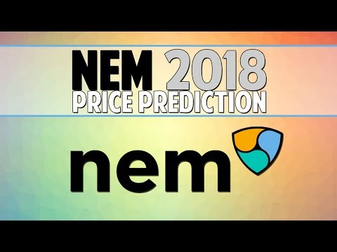 NEM 2018 price prediction - The sleeping giant?
