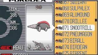 Repeat youtube video pokemon topaz complete pokedex