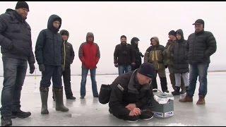 "Зимняя рыбалка: мастер-класс с чемпионами. ""О рыбалке всерьёз"" видео 306  HD.."