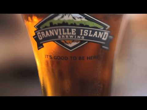 Granville Island Brewing product shot