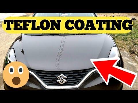 Teflon Coat Your Car At Home || Teflon Coating Dirty Truth !!! How to Wax Car