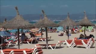 EL Arenal Mallorca Playa de Palma Malle