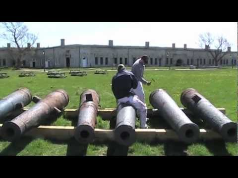 Uncovering part of Newport's military history at Fort Adams