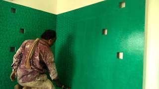 amazing wall penting dezine