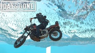 Days Gone - GLITCHES, HORDES & LOTS OF WOLVES | Days Gone Free Roam Gameplay (#16)