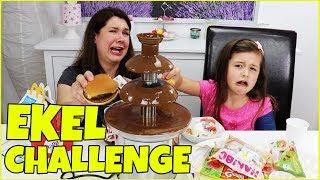 NUTELLA EKEL CHALLENGE! Bifi, Hamburger oder Eier mit Nutella?! Würdet IHR das essen?