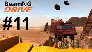 BeamNG.drive (#11) - Pustynne klimaty z nutą demolki
