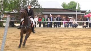 II Regionalne zawody w skokach przez przeszkody Skaryszew 2014