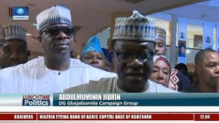 APC Caucus Adopts Gbajabiamila For House Of Reps Speaker Position |Lunchtime Politics|