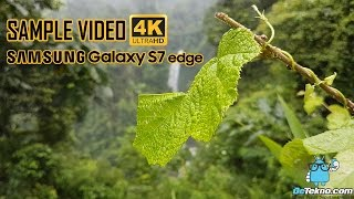 Sample Video 4K Samsung Galaxy S7 Edge