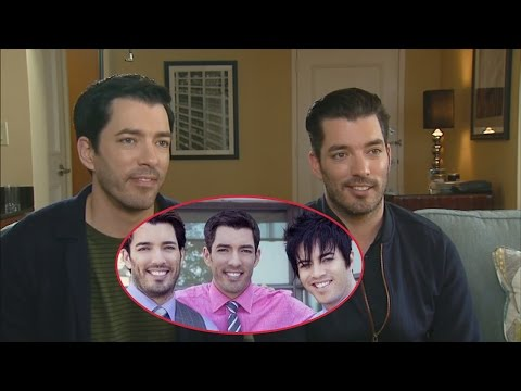 EXCLUSIVE: Jonathan and Drew Scott Think the Internet's Obsession With Third Brother Is 'Hilariou…
