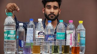 Which water is good ? कोनसा पानी पिये ?