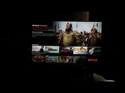 Netflix 4K Ultra HD UK library late 2015