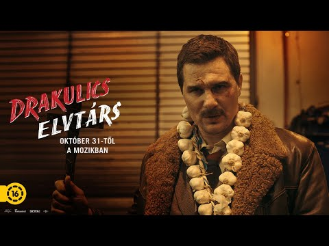 youtube filmek - DRAKULICS ELVTÁRS - Előzetes #2 (16E)