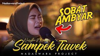 Download lagu Sampek Tuwek - Denny Cak Nan (Live Cover Nasytha ft Bahrul Nadaswara Project )