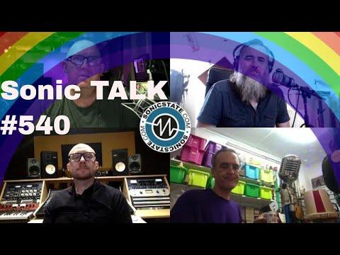 Sonic Talk 540 - The Resurrection Of Rainbow Tony