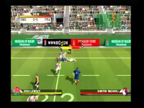 Rugby Challenge 2006, a quick l@@k, Part 1
