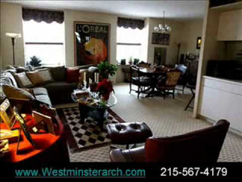 Philadelphia Apartments For Rent   Westminster Arch Apartments   YouTube