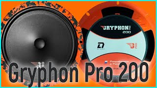 DL Audio Gryphon Pro 200 громко, ярко, недорого, обзор и прослушка с твитером