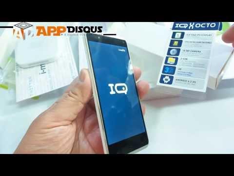 Appdisqus Review : รีวิวแกะกล่อง i-Mobile IQ X OCTO  (ไทย)