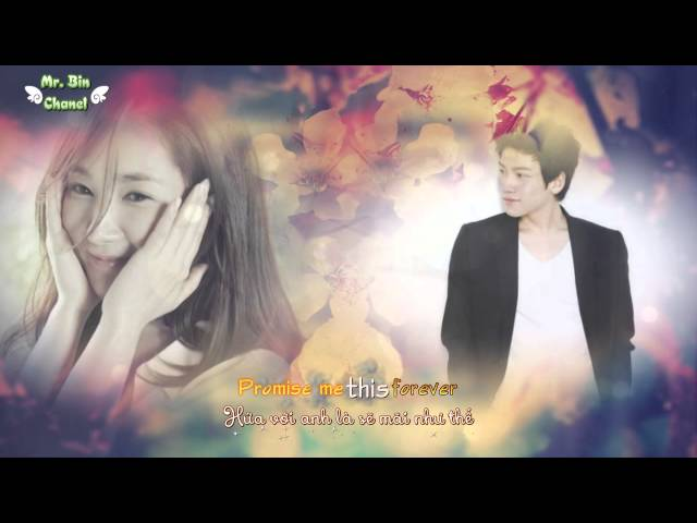 [Kara Lyric] Eternal Love -  Michael Learns To Rock (Healer OST) [Engsub + Vietsub]