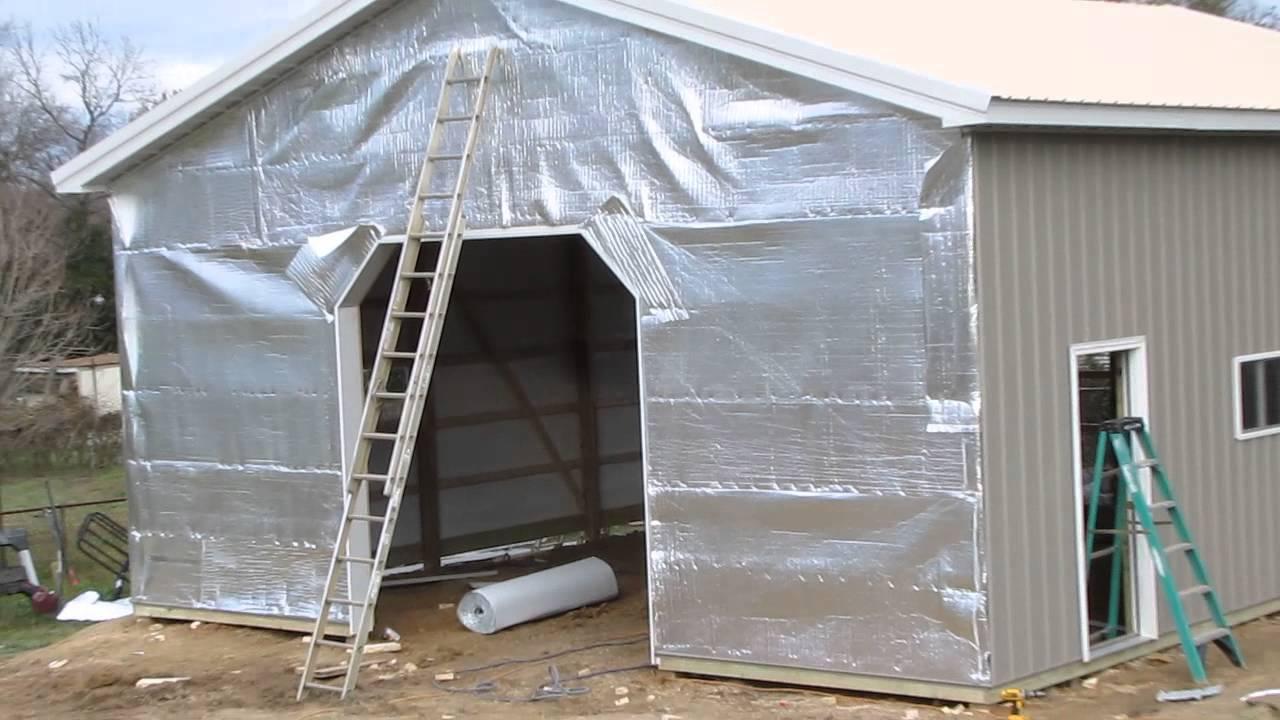 Updates New Project My Pole Barn Garage Cha Pole Buildings