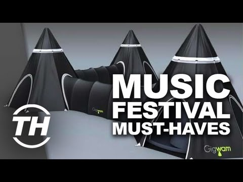Music Festival Must-Haves: Courtney Scharf Reveals the Best Music Festival Gear for Summer
