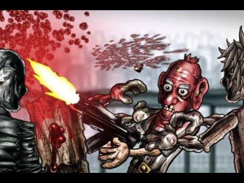 City of Rott 。◕‿◕。 Zombie Cartoon