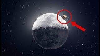 ЗАЧЕМ??? НАСА РАЗБOMБИЛО ИНОПЛАНЕТНУЮ БАЗУ НА ЛУНЕ