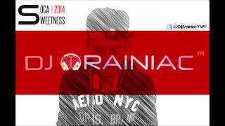 DJ Brainiac Presents Soca Sweetness 2014 [Trinidad Soca Mix 2014]