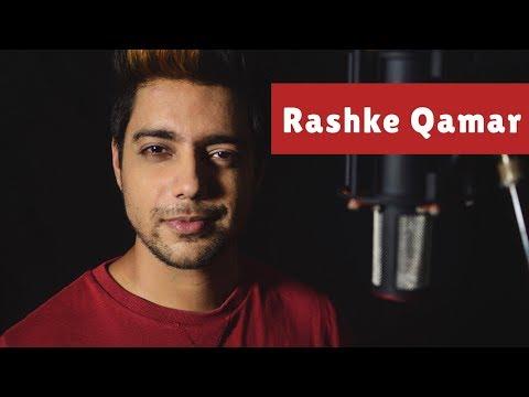 Mere Rashke Qamar - Acoustic Cover | Siddharth Slathia feat. Adil Nadaf
