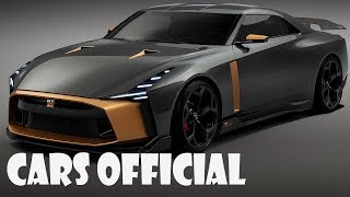 €900,000 Nissan GTR-R50 - Hand built + Precision + craftsmanship