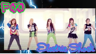 f(x) 에프엑스 'Electric Shock' MV REACTION!!!